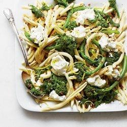 Lemony Broccoli Rabe Pasta