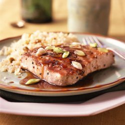 Balsamic-Glazed Tuna