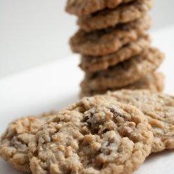 Crunchy Oat 'n' Cereal Cookies