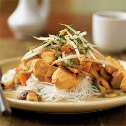 Thai-Style Stir-Fried Chicken