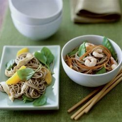 Soba Noodle Salad recipe