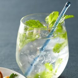 Minted Gin Froths recipe