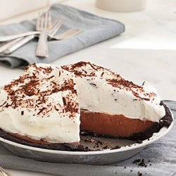 Rebecca's Black Bottom Icebox Pie recipe
