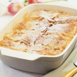 Spiced Chicken Filo Pie recipe