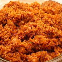 Turtle's Terrific Spanish Rice