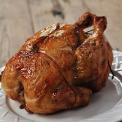 Apple-Glazed Barbecued Chicken