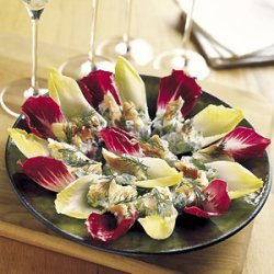 Endive with Smoked Trout and Herbed Cream Cheese
