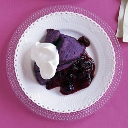 Strawberry and Blueberry Summer Pudding