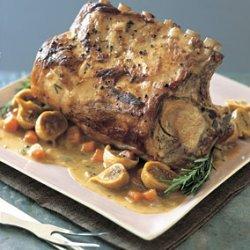 Fig and Rosemary Pot Roast recipe