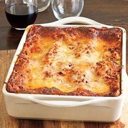 Vanessa's Make-Ahead Beefy Lasagna