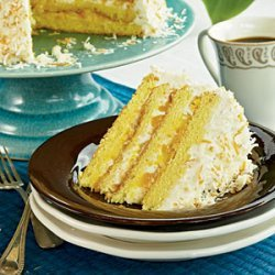 Float Away Layer Cake