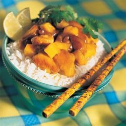 Mango Chutney Chicken