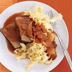 Slow-Cooker Recipe: Tuscan Pot Roast recipe
