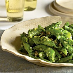 Romano Bean Salad recipe