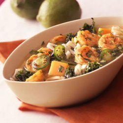 Caribbean Shrimp Bowl