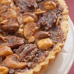 Mixed Nut Tart recipe