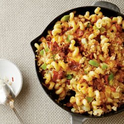 Hugh's Southern Mac and Cheese recipe