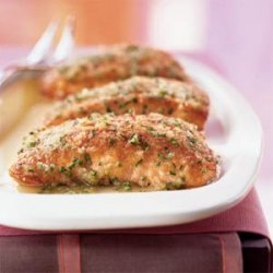 Apple and Horseradish-Glazed Salmon