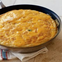 Fluffy Omelet with Asparagus