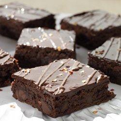 Chile Caribe Brownies