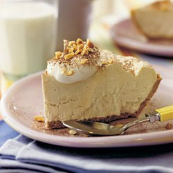 Trish's Peanut Butter Pie