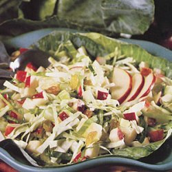 Cabbage-Pineapple Slaw