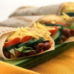 Summer Burritos recipe