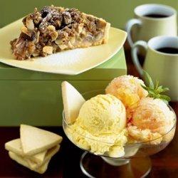 Mango-Lemongrass Ice Cream and Blood Orange Sorbet recipe