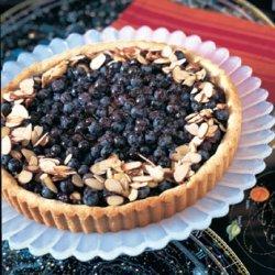 Blueberry-Almond Tart