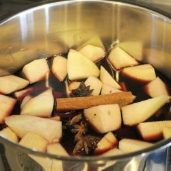 Star Anise-Poached Pears