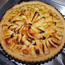 French Apple-Almond Tart