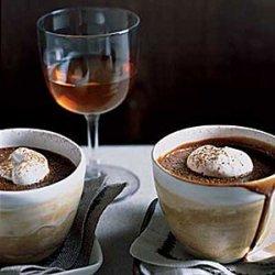Milk-Chocolate Pots de Crème