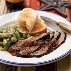 Texas-Style Smoked Brisket recipe
