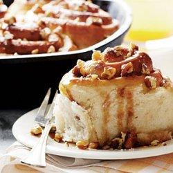 Maple-Pecan Sticky Buns recipe