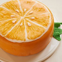 Orange Slice Cake recipe