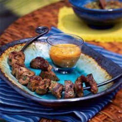 Anticuchos (Peruvian Beef Kebabs) recipe