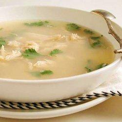 Yucatan Turkey Lime Soup