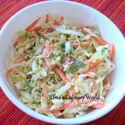 Carrot-Cabbage Slaw