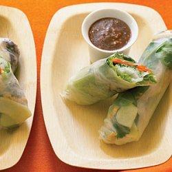 Vietnamese Noodle Rolls