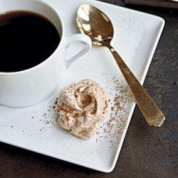 Cocoa Nib Meringues