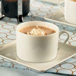 Coffee-Ice Cream Punch