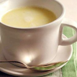Hot White Chocolate with Ginger recipe