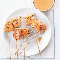 Peanut Butter Dipping Sauce