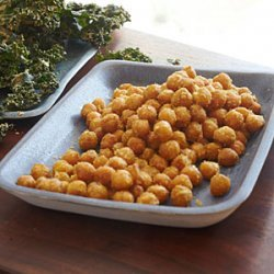 Spiced Chickpea Nuts recipe