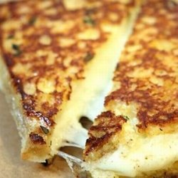 Grilled Mozz recipe