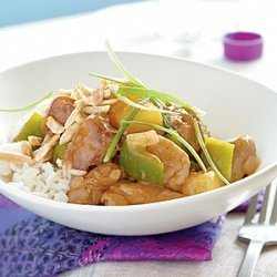 Spicy Sweet-and-Sour Pork