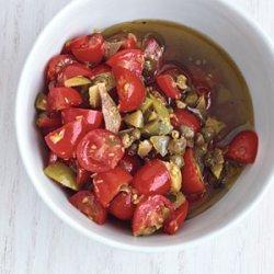 Tomato-Caper Salsa