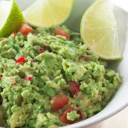 Guacamole - the Hoosier version of Avocado Dip