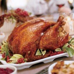 Cider-Brined-and-Glazed Turkey