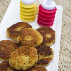 Potato and Broccoli Croquettes